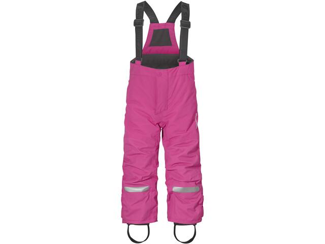 DIDRIKSONS Idre Pantalones Niñas, plastic pink